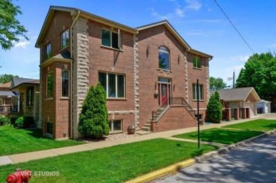 3401 N Pioneer Avenue, Chicago, IL 60634 - MLS#: 09969435