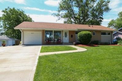 215 BODE Road, Hoffman Estates, IL 60169 - MLS#: 09969729