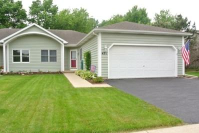 471 W Miller Avenue, Hinckley, IL 60520 - MLS#: 09969785