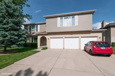 317 Dee Court, Bloomingdale, IL 60108 - #: 09969888