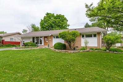 510 Norridge Lane, Hoffman Estates, IL 60169 - MLS#: 09969990