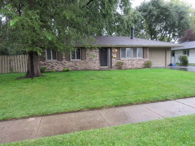 1504 Hartmann Drive, Schaumburg, IL 60193 - MLS#: 09970160