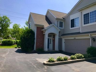 121 HERITAGE Lane, Streamwood, IL 60107 - MLS#: 09970219