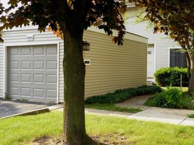 1085 Cascade Drive UNIT 1085, Aurora, IL 60506 - MLS#: 09970550