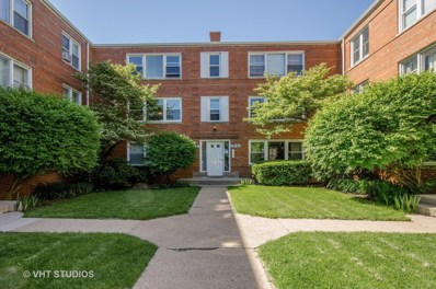 624 Oakton Street UNIT 2, Evanston, IL 60202 - MLS#: 09970641