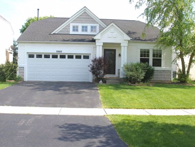2660 Stanton Circle, Lake In The Hills, IL 60156 - #: 09970729