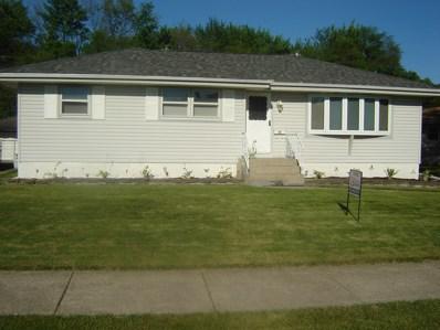 17047 Bernadine Street, Lansing, IL 60438 - MLS#: 09970784