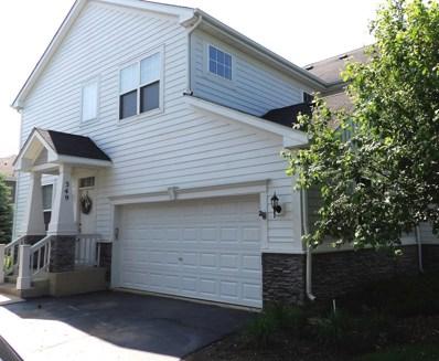 349 Victoria Lane UNIT 349, Elgin, IL 60124 - #: 09970851