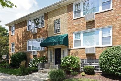 17 W Cossitt Avenue UNIT 3A, La Grange, IL 60525 - MLS#: 09970945