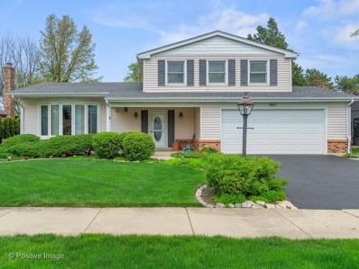 641 Newport Avenue, Westmont, IL 60559 - MLS#: 09970969