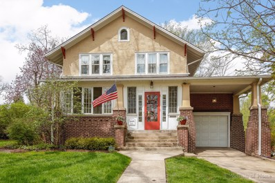 610 N Main Street, Glen Ellyn, IL 60137 - MLS#: 09971022