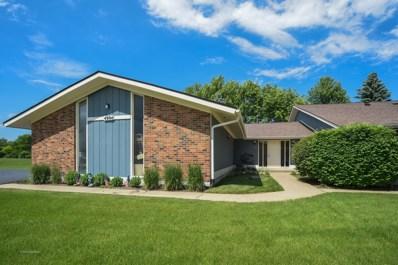 4904 W Oakwood Drive UNIT D, Mchenry, IL 60050 - #: 09971157