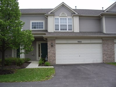 9885 THORNTON Way UNIT 9885, Huntley, IL 60142 - #: 09971158