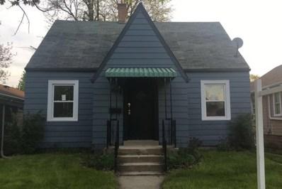 504 Monroe Street, Dolton, IL 60419 - MLS#: 09971196