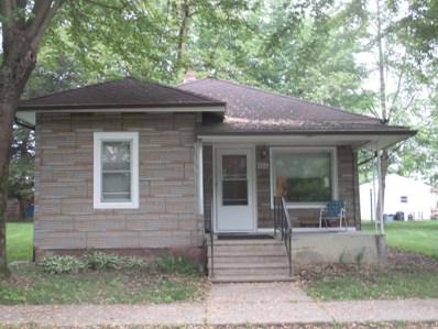 606 S Elm Street, Villa Grove, IL 61956 - #: 09971409
