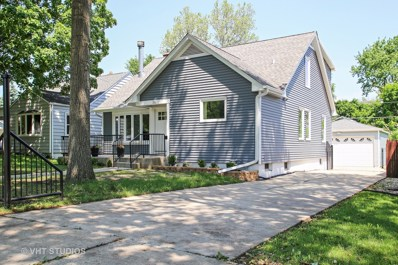 36 W Thorndale Avenue, Roselle, IL 60172 - MLS#: 09971504