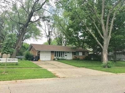 598 Durham Lane, Hoffman Estates, IL 60169 - MLS#: 09971567