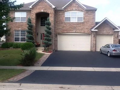 1329 Brentwood Trail, Bolingbrook, IL 60490 - #: 09971648