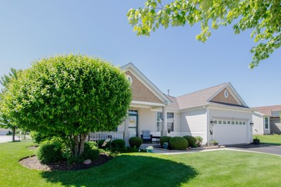 12342 Fox Run Court, Huntley, IL 60142 - MLS#: 09971834