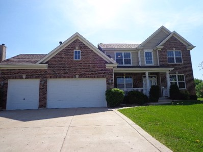 1804 Hillside Lane, Mchenry, IL 60051 - MLS#: 09971893