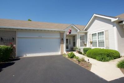 1550 W Ludington Circle, Romeoville, IL 60446 - #: 09971923