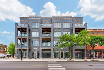 2858 N MILWAUKEE Avenue UNIT 3, Chicago, IL 60618 - MLS#: 09972451