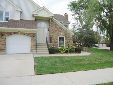 366 Satinwood Ct N UNIT 366, Buffalo Grove, IL 60089 - #: 09972465