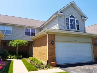 348 Cimmaron Road EAST, Lombard, IL 60148 - MLS#: 09972487