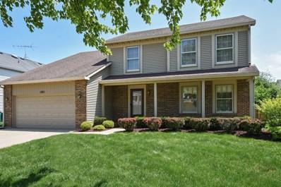 1001 Hobson Drive, Buffalo Grove, IL 60089 - MLS#: 09972706