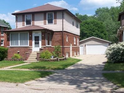 2521 Elizabeth Avenue, Zion, IL 60099 - #: 09973070