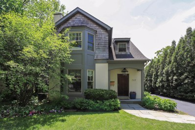 727 Highview Terrace, Lake Forest, IL 60045 - MLS#: 09973073