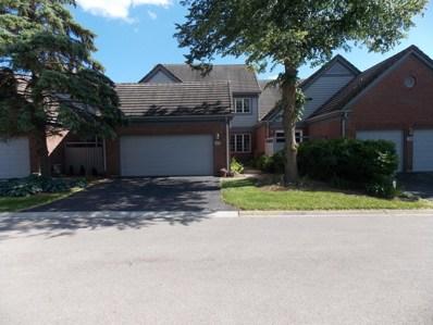 40 Thornhill Court UNIT 0, Burr Ridge, IL 60527 - MLS#: 09973276