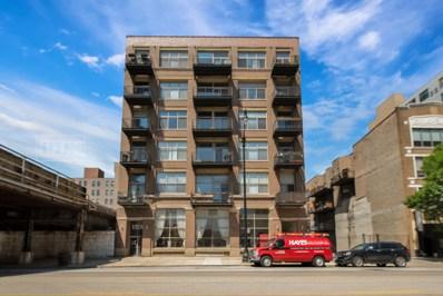 1528 S Wabash Avenue UNIT 509, Chicago, IL 60605 - MLS#: 09973758