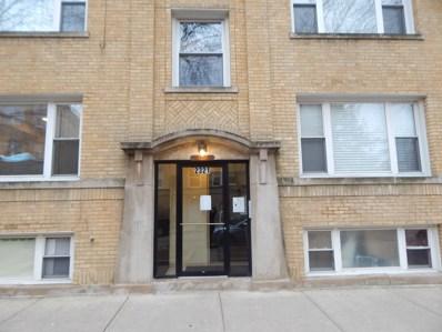 2321 W Rosemont Avenue UNIT 1, Chicago, IL 60659 - #: 09973945