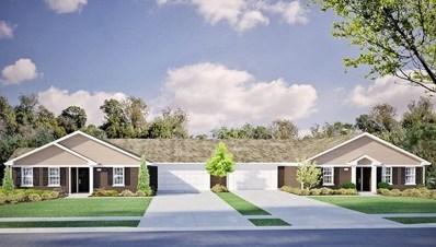 1838 Southern Circle UNIT 1043, Pingree Grove, IL 60140 - MLS#: 09974029