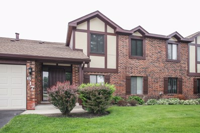 617 Cumberland Trail UNIT BB1, Roselle, IL 60172 - #: 09974072