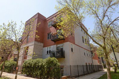 1222 N Wolcott Avenue UNIT 4S, Chicago, IL 60622 - MLS#: 09974148
