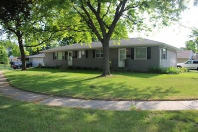 1638 Cedardale Drive, Belvidere, IL 61008 - #: 09974425