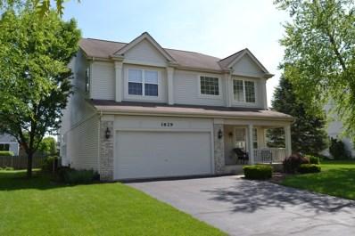 1629 MONTCLAIR Drive, Elgin, IL 60123 - MLS#: 09974543
