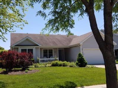 318 Verbena Lane, Woodstock, IL 60098 - #: 09974555