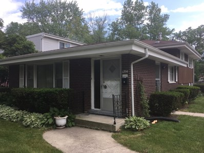 1843 Cedar Road, Homewood, IL 60430 - MLS#: 09974773
