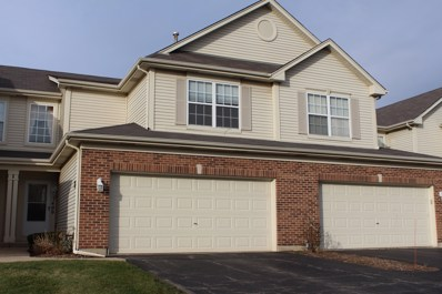 1499 Keystone Court UNIT 42-3, Elgin, IL 60120 - #: 09975150
