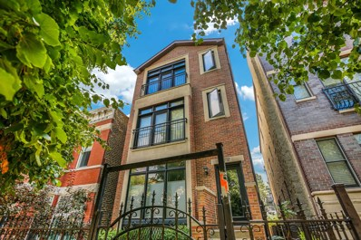2737 W Thomas Street UNIT 3, Chicago, IL 60622 - MLS#: 09975219