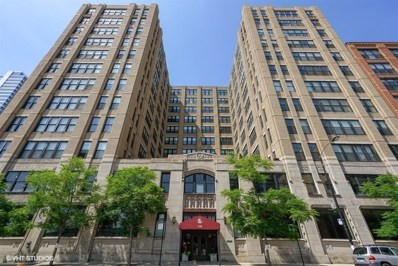 728 W JACKSON Boulevard UNIT 715, Chicago, IL 60661 - MLS#: 09975270