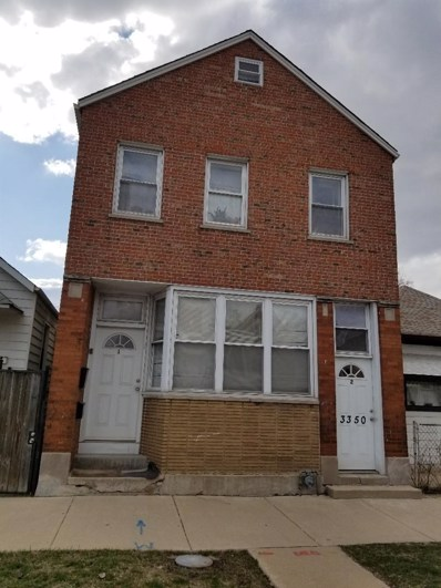 3350 S Bell Avenue, Chicago, IL 60608 - MLS#: 09975424