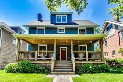 1826 Wesley Avenue, Evanston, IL 60201 - MLS#: 09975473