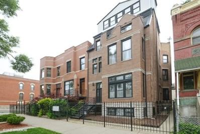 2152 W Monroe Street UNIT 1, Chicago, IL 60612 - MLS#: 09975738