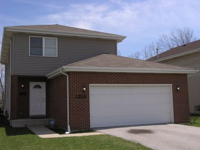 1219 W End Avenue, Chicago Heights, IL 60411 - MLS#: 09975888