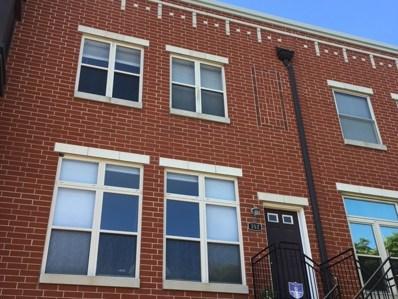 352 E Finsbury Court UNIT 3-D, Chicago, IL 60616 - MLS#: 09976055