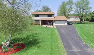 17912 Garden Valley Road, Woodstock, IL 60098 - #: 09976149